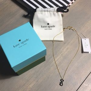 Kate Spade Jazz Things Up Necklace - NWT